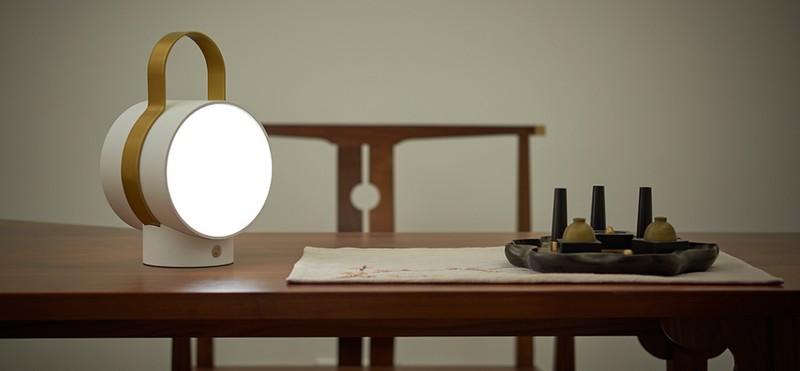 Take A Way, la lampe portative signée Hugo Tejada