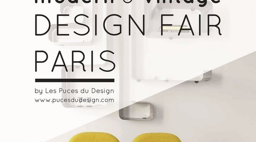 Les puces du Design deviennent la Design Fair Paris en 2018