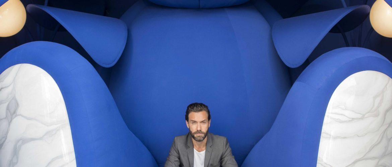 """Milan 2018 : Rencontre avec """"Le Roi"""" de Marc Ange et Sunbrella"""