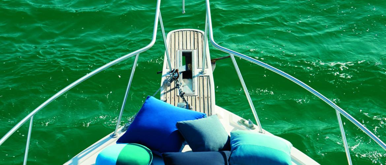 La collection marine de Sunbrella met les voiles