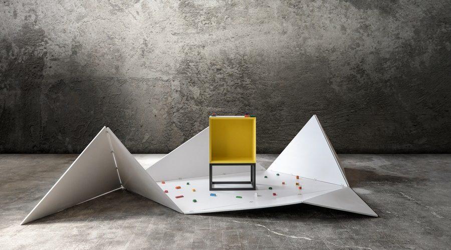 Stüda, le design adapté aux petits et grands fans de LEGO !