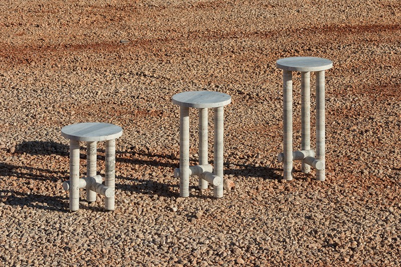 clement_brazille_ateliers_romeo_design_silver_travertine_table_appoint_pierre