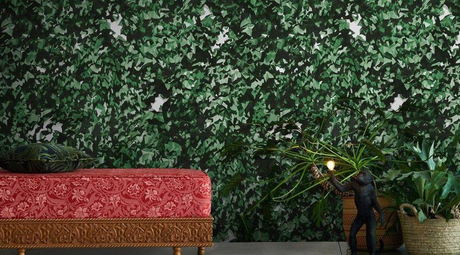 Revêtements muraux : La collaboration entre FEATHR et Tamara Piilola