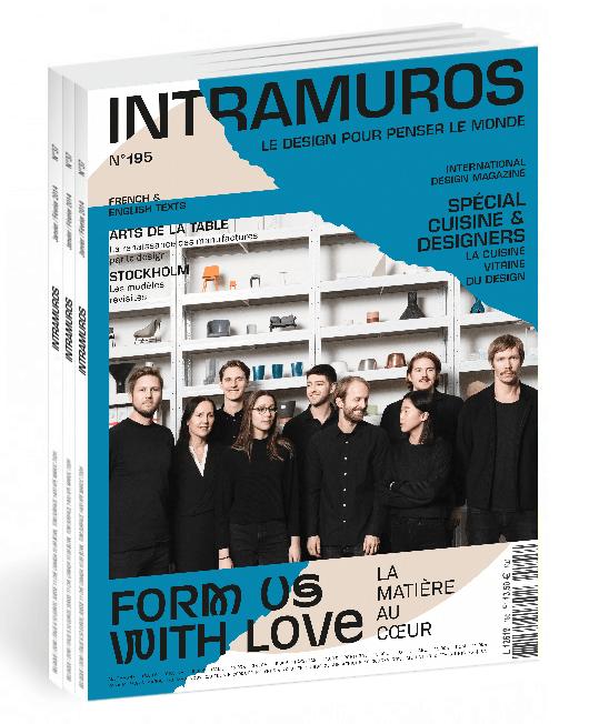 Image du magazine Intramuros