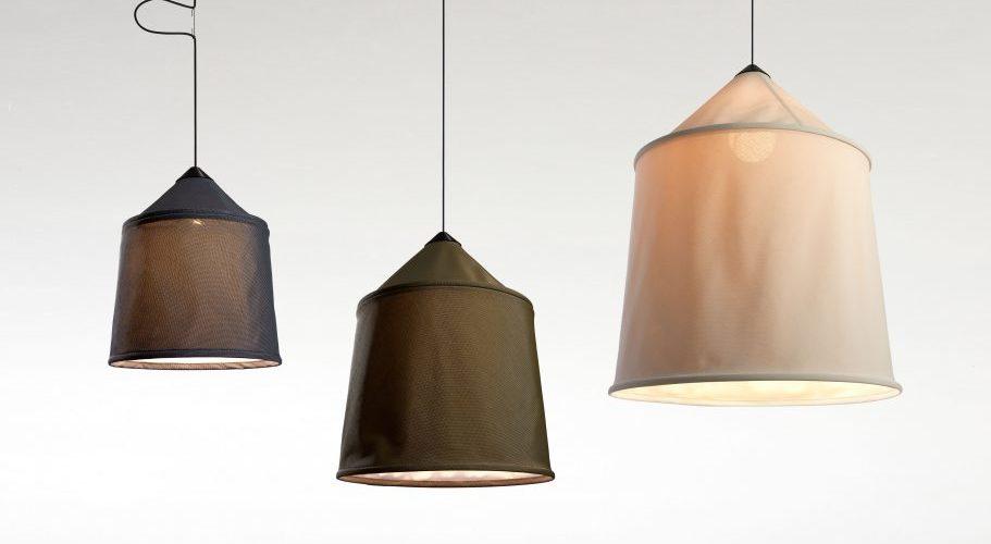 La lampe Jaima par le designer Joan Gaspar