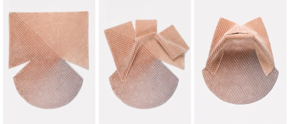 Lotus, le tapis 2 en 1 de la designer turque Begüm Cana Özgür