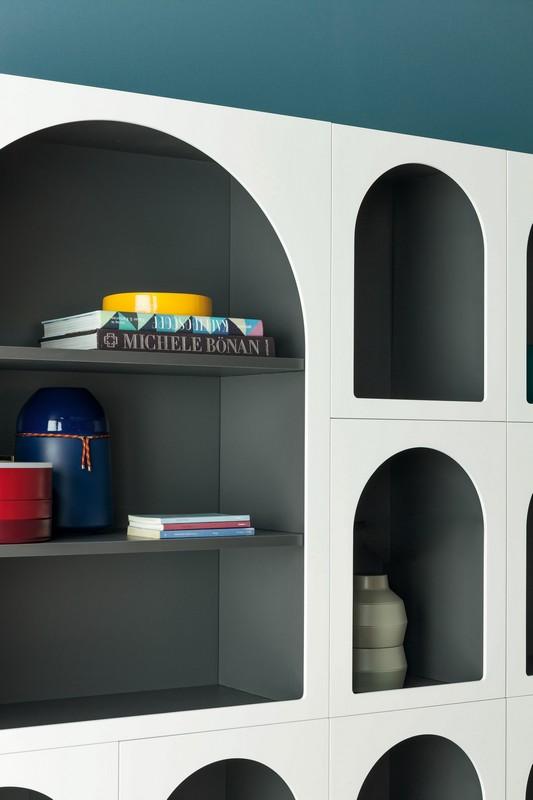 Bonaldo_designer_design_fabrice_berrux_cabinet_de_curiosité_bibliothèque_étagère_stone_chaise_panorama_canapé_modulable
