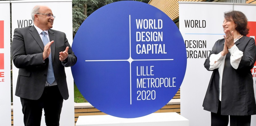 Capitale Mondiale du Design 2020 : La Métropole Européenne de Lille est prête !