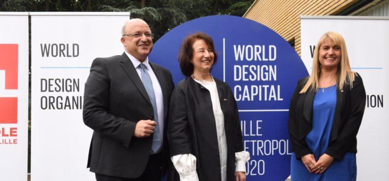 La Métropole Européenne de Lille, Capitale Mondiale du Design 2020 !