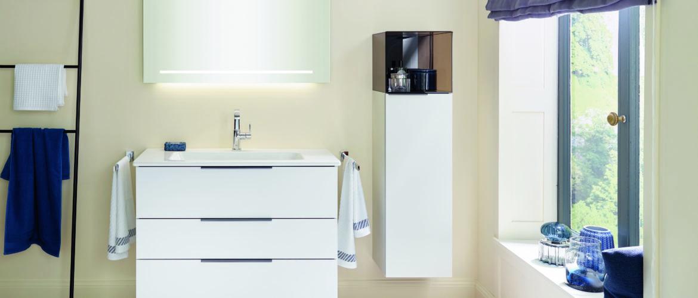 Un vent de liberté dans la salle de bain avec la gamme FREE de Burgbad