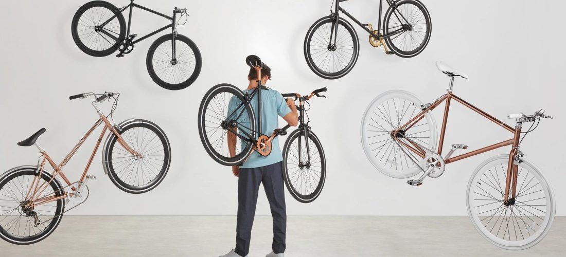 Made.com dévoile sa nouvelle collection de vélos de ville et leurs accessoires !