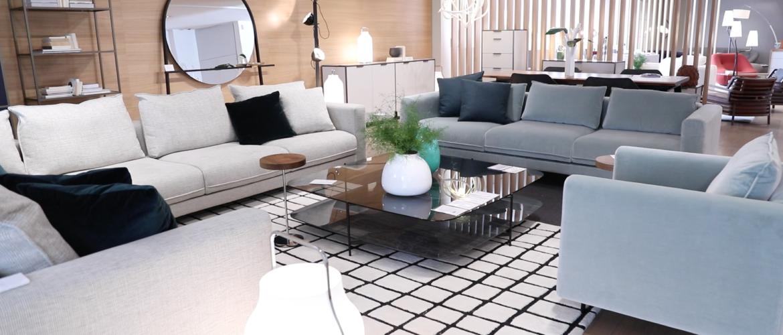 Des designers s'illustrent au showroom Ligne Roset – Cinna (VIDEO)