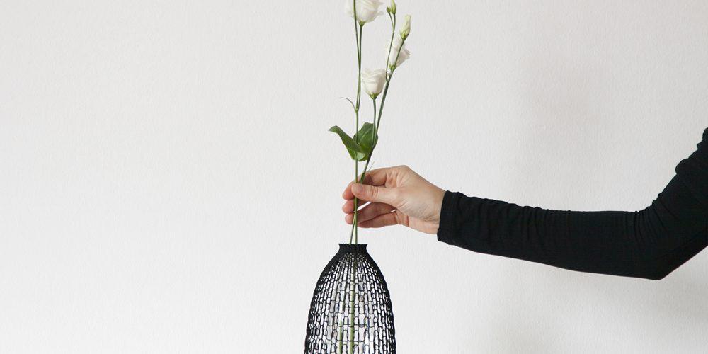 Les vases imprimés en 3D de Libero Rutilo !