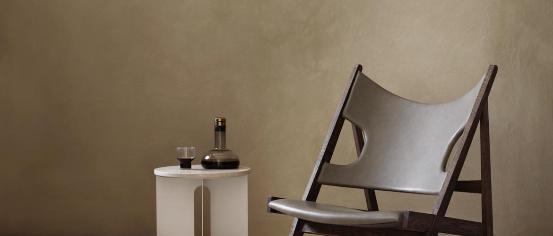 """La Knitting Chair : MENU revisite la """"Chaise à coudre"""""""