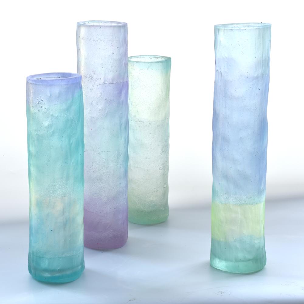 kim_markel_glow_vase_collection_design_plastique_recyclé