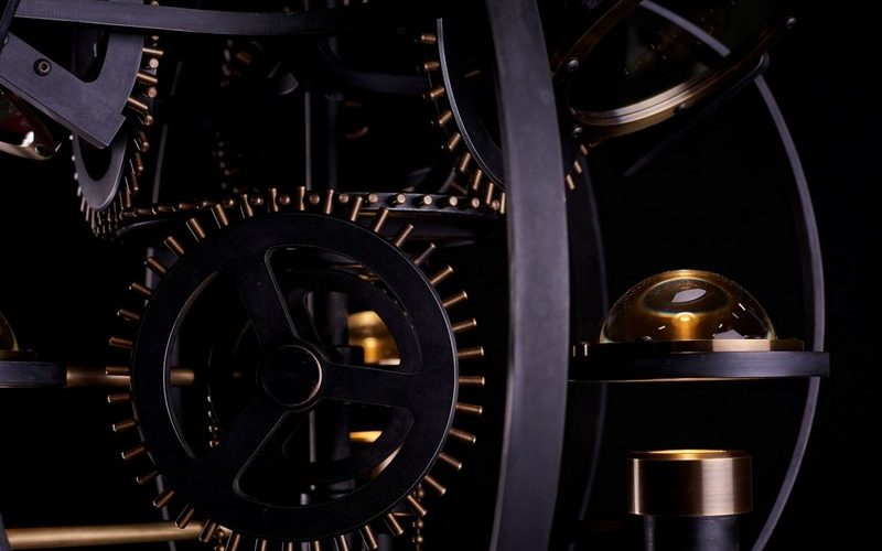 La collection de luminaires inspirée par Léonard de Vinci