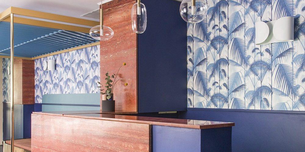 Les Cigales, l'hôtel niçois rénové par SCEG Architects