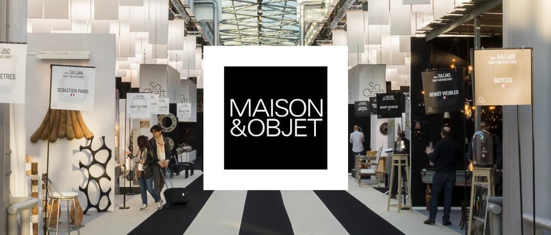 MAISON&OBJET s'ouvre au marché chinois