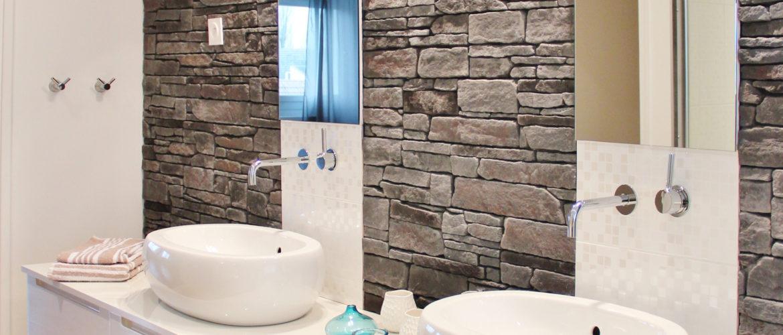 Orsol met la pierre à l'honneur dans les salles de bains
