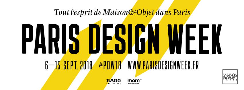 La Paris Design Week s'installe dans la capitale !