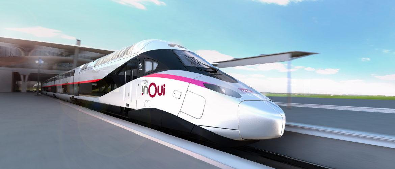 AREP designlab et Nendo se voient confier le design intérieur des TGV du futur