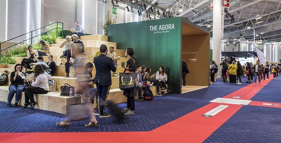 The Agora, un espace dessiné par Ramy Fischler pour M&O