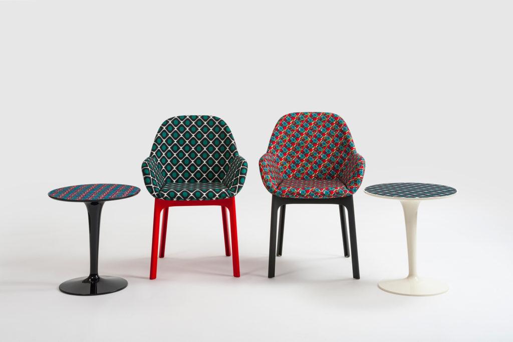 kartell_doubleJ_popup_store_paris_fauteuil_table