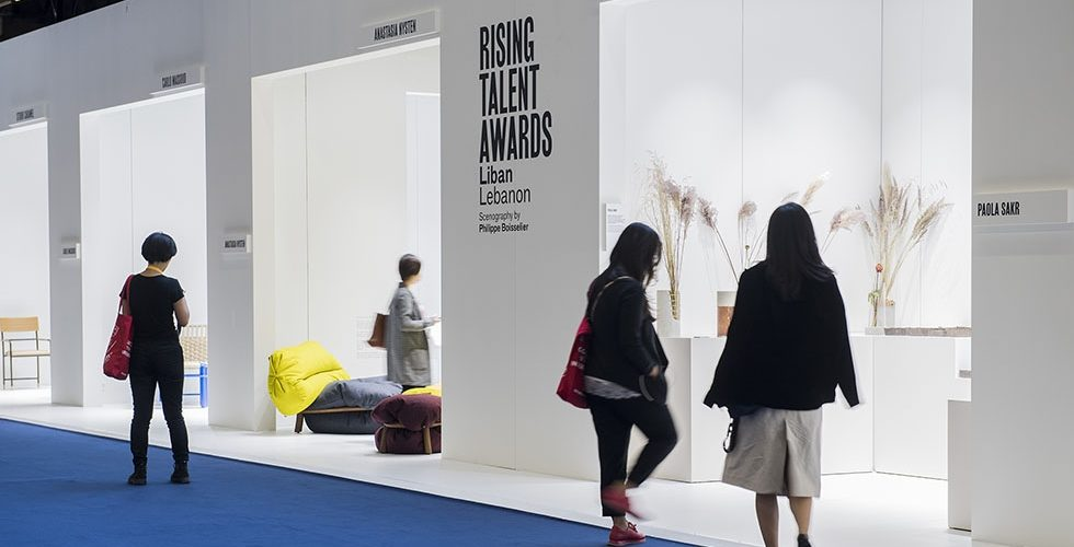 Rising Talent Awards : Le Liban mis à l'honneur à Maison & Objet