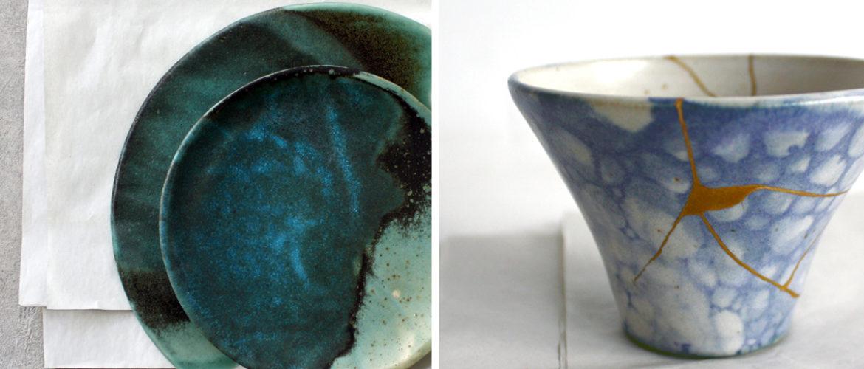 Eugénie Crétinon redonne vie aux céramiques