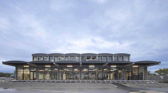 Le nouveau campus de Strate à Lyon