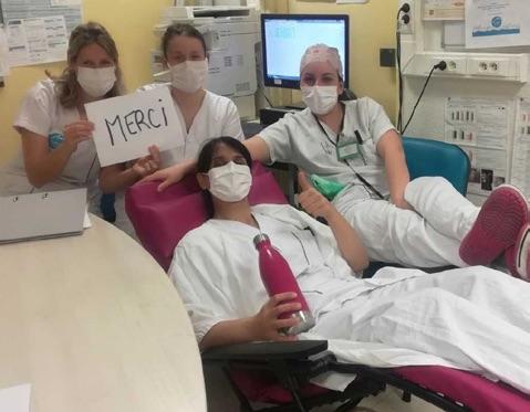 Covid-19 : Lafuma Mobilier fait don de fauteuils au personnel hospitalier