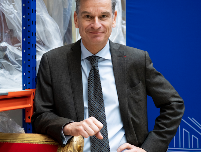 «  Le Mobilier national est le mobilier de la nation »