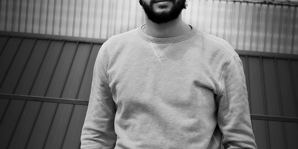 Joran Briand, designer surfeur