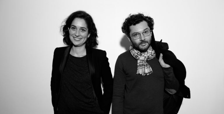 Pierre Brichet et Caroline Ziegler signe By Hands