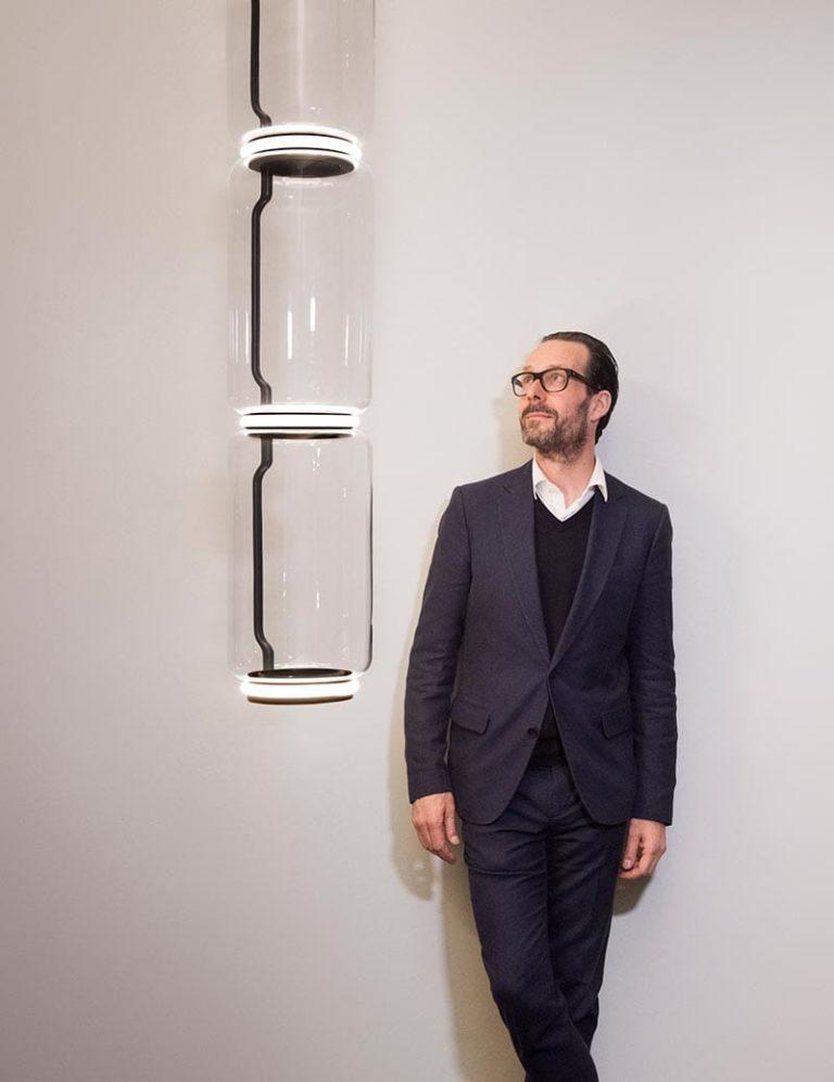 Le designer allemand Konstantin Grcic à la force créatrice