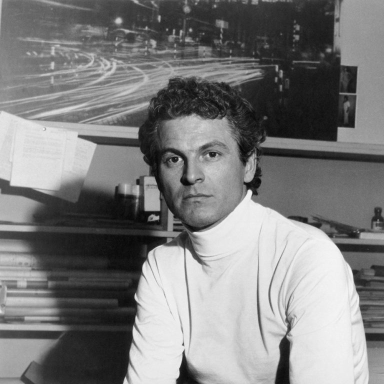 Pierre Paulin, designer d'une révolution sociale
