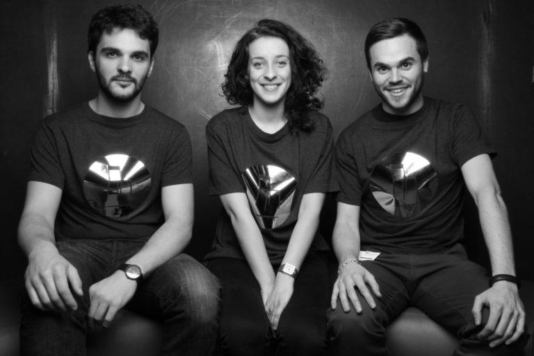 Daria Blank et Axel Delbrayere, créateurs d'événements collaboratifs