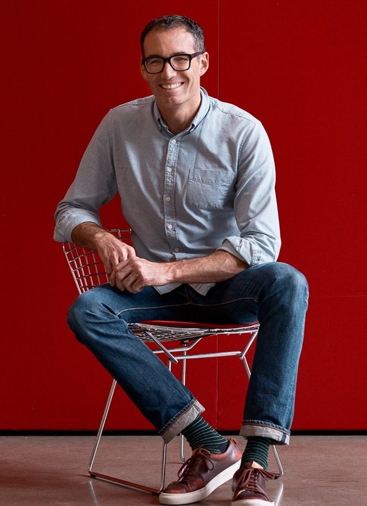 Daniel Stromborg, directeur de la conception produits chez Gensler © Gensler