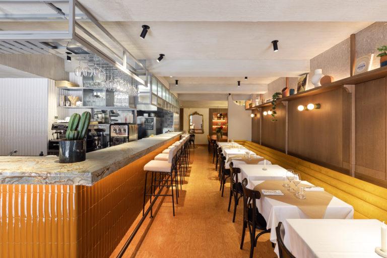 Bleu Gris Agence signe la décoration du restaurant niçois Fine Gueule