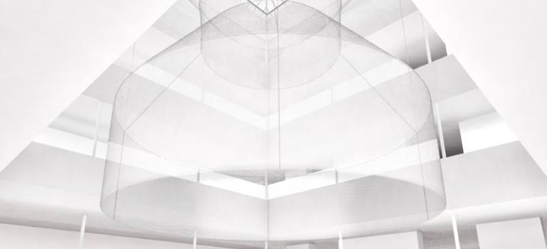 Chafik Studio : Un voile de douceur à la Paris Design Week