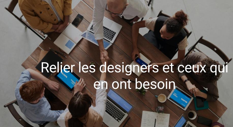 Rétro 2020 – Faire réseau : lancement de Designlink.fr, pour l'emploi et les stages en design
