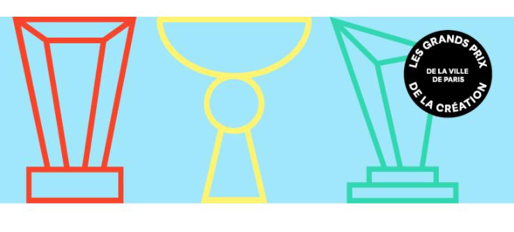 Grands Prix de la Création de la Ville de Paris : Derniers jours pour concourir !