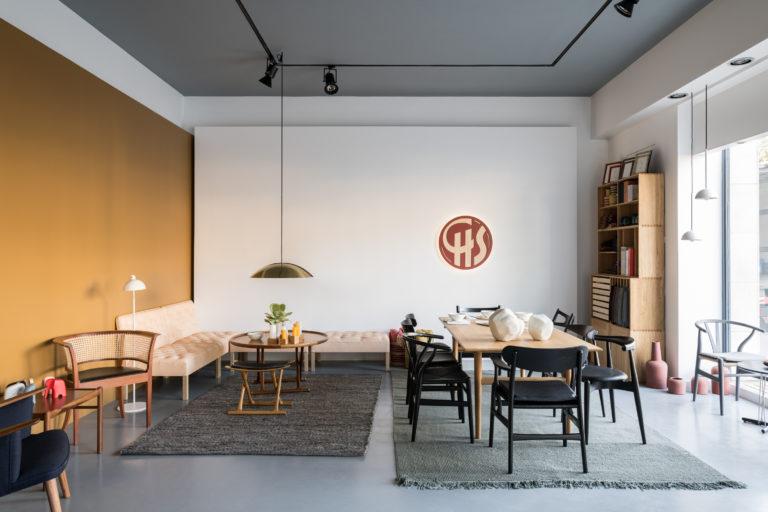 CarlHansen& Søn ouvre son premier magasin en France