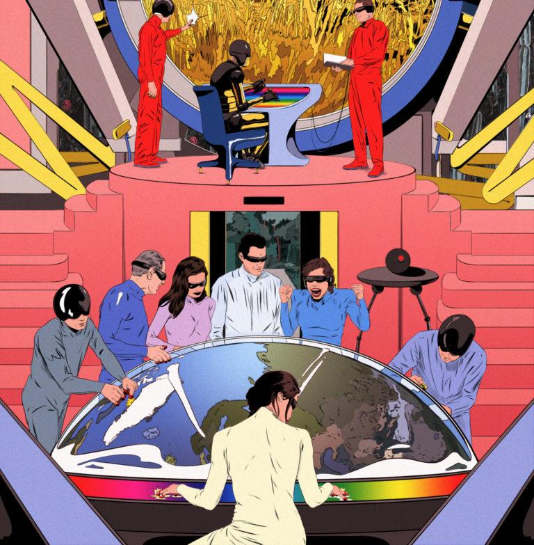 """LILLE 2020 : """"Sens fiction"""", l'expo qui décrypte les liens design et science-fiction"""