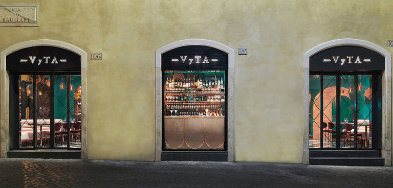 VyTA Farnese : entre bar traditionnel et café contemporain