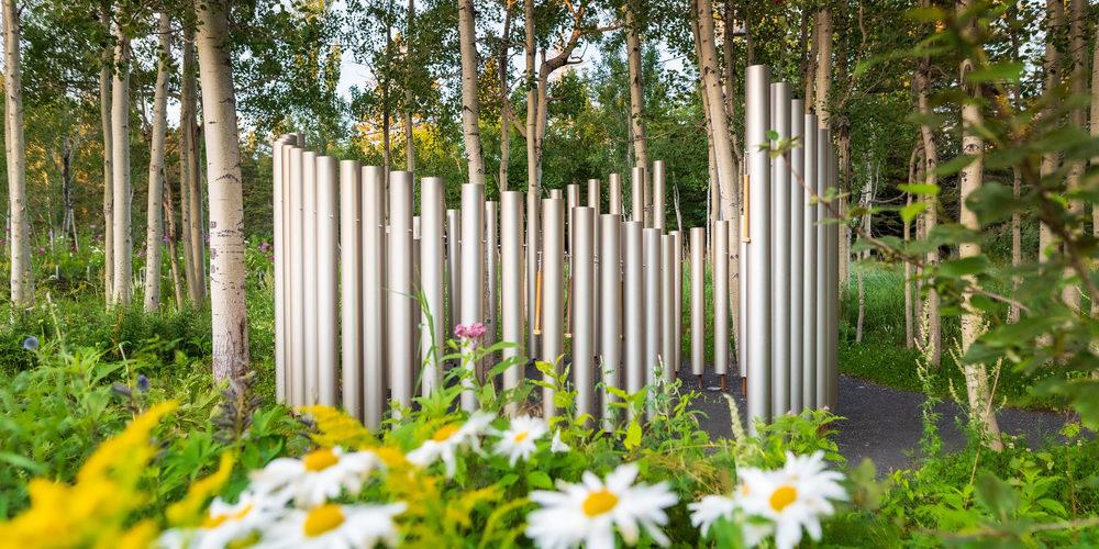 """Le """"métissage"""" des pratiques aux Jardins de Métis"""