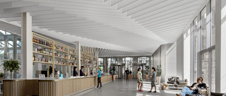 Pernod-Ricard invente sa version du flex office